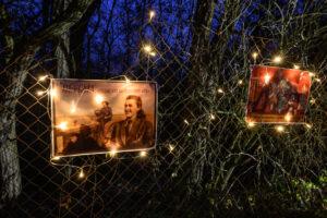 Svátek světel - Sametová revoluce