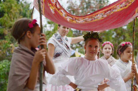 Královničky na Zahradní slavnosti
